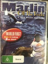 Marlin Off The Rocks Fishing DVD New and Sealed Australia All Regions