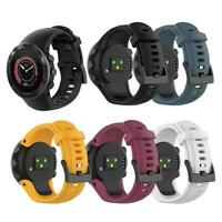 Silicone Replacement Watchband for Suunto 5 Band Strap Watch Accessories