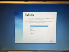 Apple PowerBook G4 17� - 1 Ghz PowerPc G4 - 768Mb Drr Sdram - 60Gb Hdd - Used