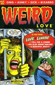 Weird Love #1 VF/NM; IDW | save on shipping - details inside