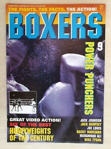 BOXERS MAGAZINE Issue 9 POWER PUNCHERS