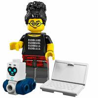Lego Programmer Girl 71025 Series 19 Minifigures