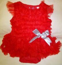 vestitino  rosso 6 mesi