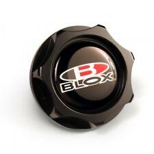 BLOX Racing Billet Oil Cap - Black for Honda