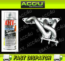 E-Tech Xtremely High Temperature CLEAR LACQUER Car Engine Exhaust Spray Paint
