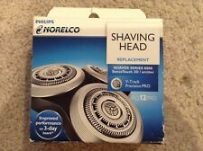 Philips Norelco RQ12PRO Replacement Shaving Head Series 8000 SensoTouch Genuine