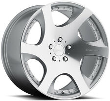 """19"""" MRR VP3 Wheels Set For Audi A4 A5 A6 A8 19x8.5 Inch Squared Rims Set of 4"""