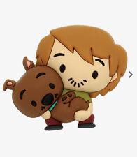 Scooby-Doo Chibi Shaggy & Scooby Magnet