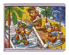 Ü-Ei Puzzle Die Top Ten Teddies Traumurlaub 1999 *OR*