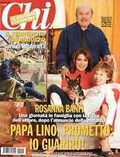 Chi 2009 15.LINO BANFI,MONICA BELLUCCI & VINCENT CASSEL,MICAELA RAMAZZOTTI