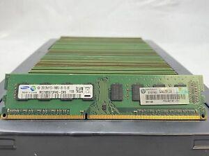 LOT 50 SAMSUNG A-TECH 2GB 2RX8 DDR3 PC3-10600U 1333 1.5V NON ECC DIMM MEMORY RAM