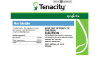 Tenacity Herbicide 8 oz. Crabgrass Clover Dandelion Chickweed Pre/Post-emergence