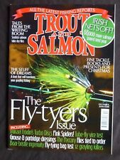 Trout And Salmon, December 2006, Four Grayling Experts on their Favourite Flies