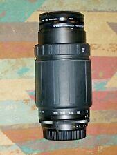 Tamron LD 472D 70-300mm f/4.0-5.6 LD AF Lens For Nikon