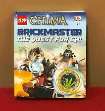 LEGO BRICKMASTER CHIMA GAME - THE QUEST FOR CHI - NEW IN PKG