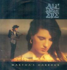 """7"""" All About Eve/Martha´s Harbour (NL)"""