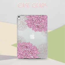 Floral Silicone Case For New iPad Mini 5 Air 3 Pro 11 12.9 2018 Cover iPad 9.7