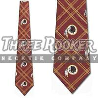 Redskins Tie Mens Washington Redskins Neckties NWT Officially Licensed Neck Ties