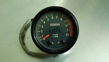 YAMAHA AS3 RD125 LS2 HS2 RS100 LS3 TACHOMETER NOS JAPAN