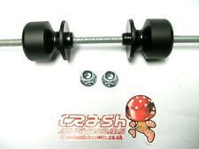HONDA CBR 929 954 2000 2003 CRASH MUSHROOMS REAR AXLE SLIDERS BOBBINS BUNGS  S3U