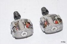 Paire de pédales de vélo VTT - VP Components VP-M32 Argent - occasion