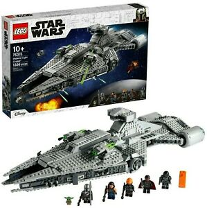 LEGO Star Wars Imperial Light Cruiser 75315 Building Toy for Kids (1,336 Pieces)