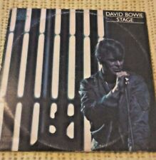 DAVID BOWIE STAGES VINYL DOUBLE LP 1978 ORIGINAL AUSTRALIAN PRESS RCA CPL2 2913