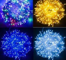 Christmas Lights Outdoor Led String Lamp Decoration Fairy Lighting Tree Garland