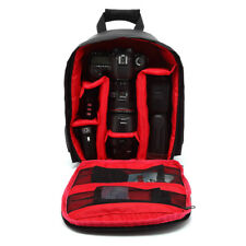Impermeable DSLR SLR Bolsa para cámara mochila para Canon Nikon Sony Re