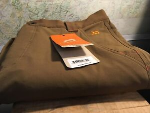 First Lite M's Sawbuck Pant 34x32 Dry Earth