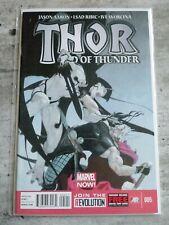 Thor: God Of Thunder #5 Origin of Gorr The God Butcher