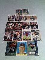 *****Chris Burke*****  Lot of 55 cards.....24 DIFFERENT