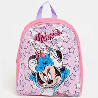 zainetto Bambina Minnie Disney reversibile