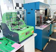 Injektor Einspritzdüse DELPHI Kia Hyundai 2.9 CRDI EJBR02801D PRÜFUNG