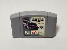 NASCAR 99 (Nintendo 64, 1998) Cart Only