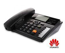 Telefono Fisso con Scheda SIM Card GSM 3G Huawei B160 da tavolo senza canone