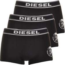 Diesel 3 Pack Size L / EU 50 Umbx-shawn The Essential Branded Boxer Trunks
