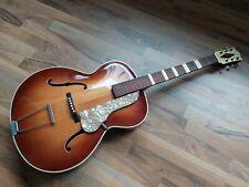 Höfner Jazzgitarre, Modell 455, 50er Jahre
