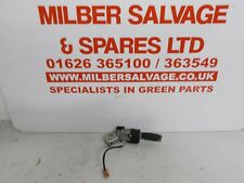 PEUGEOT 407 HDI IGNITION LOCK AND KEY 02-10