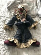 Cadaver The Clown by Mezco Dark Carnival Collectors Doll Unfaded