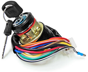 For Suzuki GT100 RV90 TS50 TS75 TS90 TC90 A100 AC90 A80 A50 Ignition Main Switch