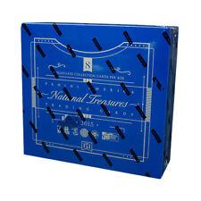 2015 Panini National Treasures Collegiate Multi-Sport Hobby Box