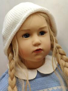 Götz Puppe von Gotz 2001 Sissel Skille Karoline limitiert Künstlerpuppe