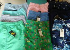 Polo Ralph Lauren men Classics Swims Shorts Trunk solid -multi-color S-XL NWT