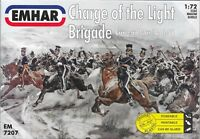Emhar Crimean War 1854-1856 British Charge of the Light Brigade 1/72 Scale