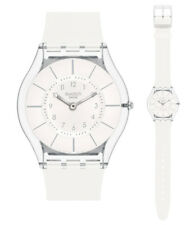 Swatch Classic White CLASSINESS Swiss Quartz SFK360 Womens Watch