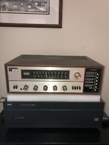 Vintage The Fisher 250-T AM/FM Tune-O-Matic Stereo Receiver