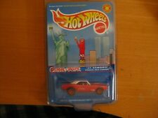 Limited Edition Hot Wheels Otter Pops Liberty Promotions '67 Camaro Kookie Red