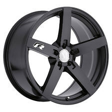 4x Volkswagen R-line Sticker Wheel Rims Alloy Badge Emblem Logo Passat CC Golf