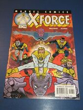 X-Force #116 1st Doop 1st Zeitgeist Key NM- Beauty X-men